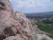 Budaörs a a Kő-hegyről
