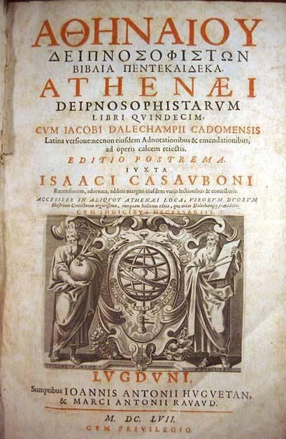 4 Athenaeus_Deipnosophists_edited_by_Isaac_Casaubon