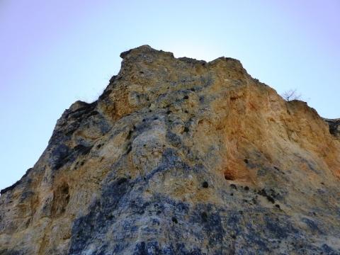 kaptárkő, egykori kőbánya